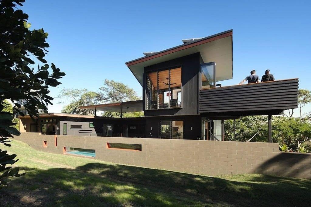 Sponder House
