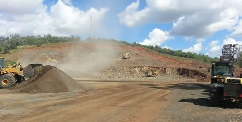Quarries and Extractive Industries