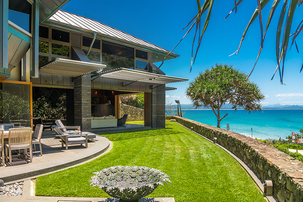Byron Bay Wategos beach Architecture